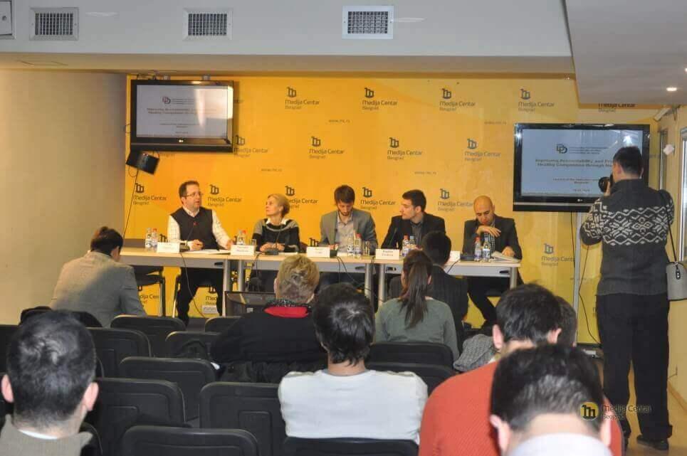 Regional Indicators Platform presented in Belgrade