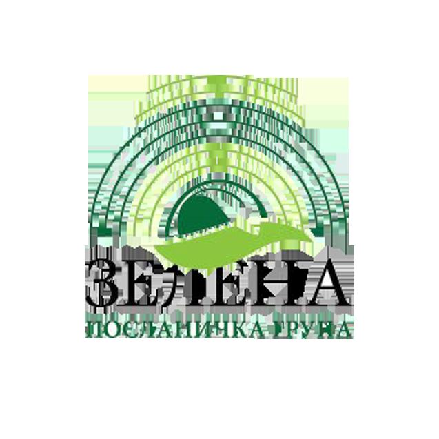 Zelena Poslanicka Grupa Logo