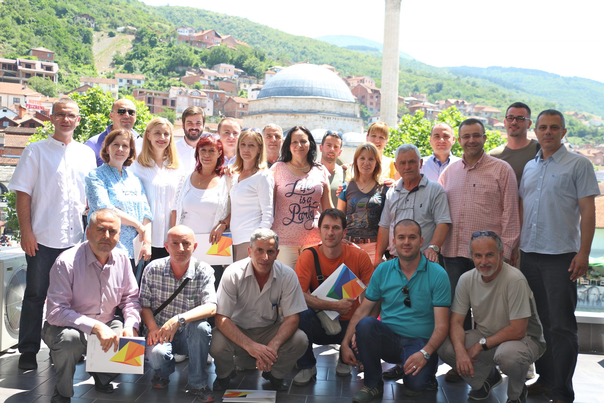 """Local Networking for Sustainable Development"" concluded in Prizren"