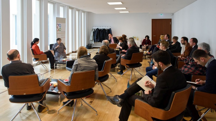 Successful Lunch Talk at Robert Bosch Academy with Sonja Licht