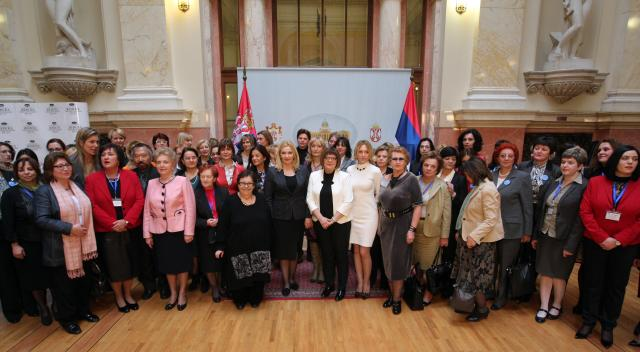 Equal and empowered – we are stronger together