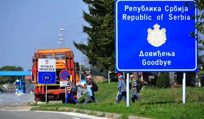 Not Your Ambiguous Neighbor: Croatia's Entry to the Euro-Atlantic Security Structures and Serbia