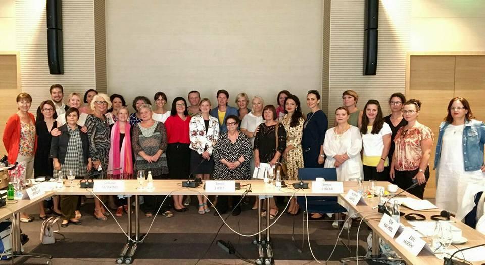 Women of the Balkans for New Politics