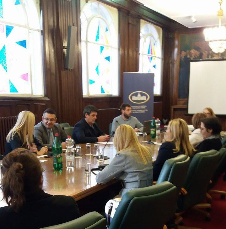 The first thematic debate for members of the Green Parliamentary Group (GPG)