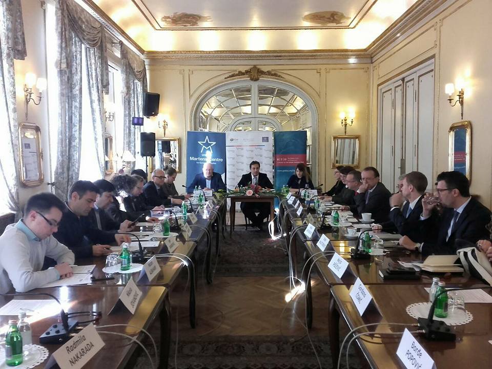 Fifth Belgrade Dialogues: Serbia in a Geopolitical Cramp