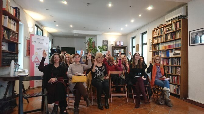 Women of the Balkans and Women Leadership Academy – for new politics!