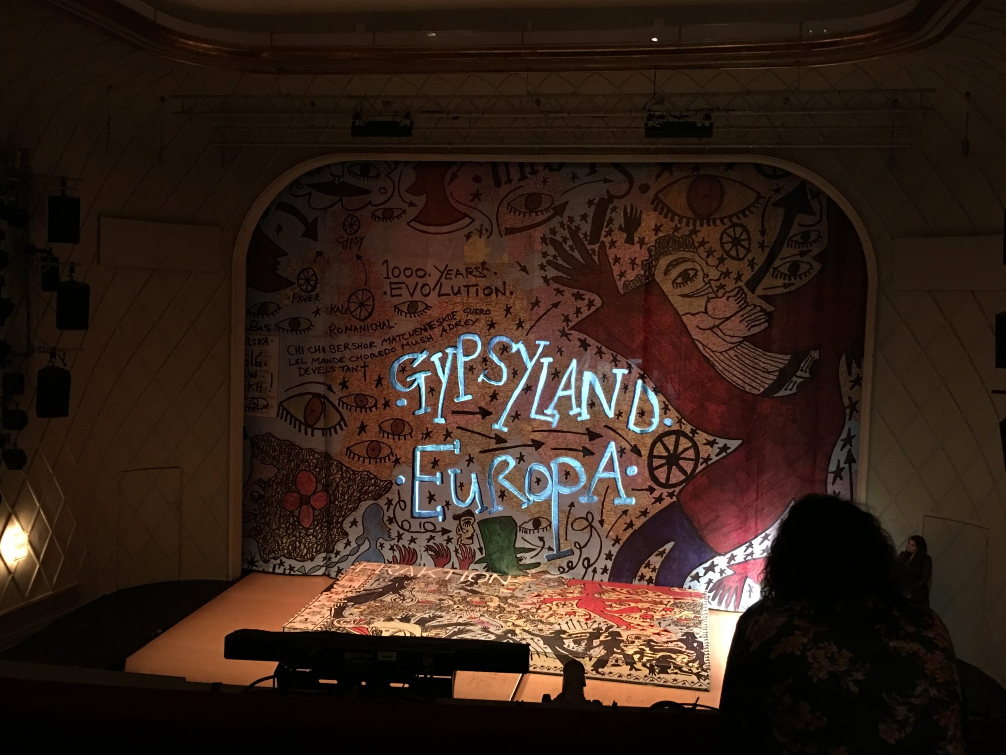 Winning the right to identity through art and culture – reversal in emancipation of Roma in Europe