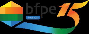 BFPE BFPI 15 years logo