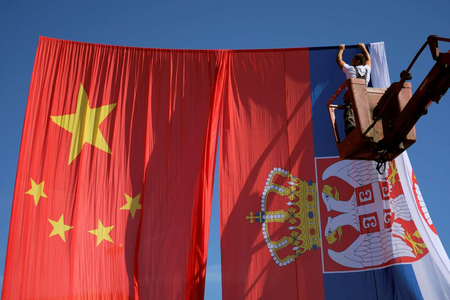 Serbia, China and China's presence in the Western Balkans