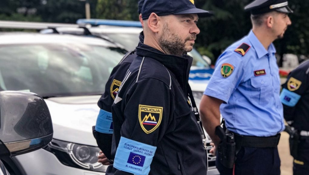 Frontex and the Western Balkans: A new actor on the external border of the EU