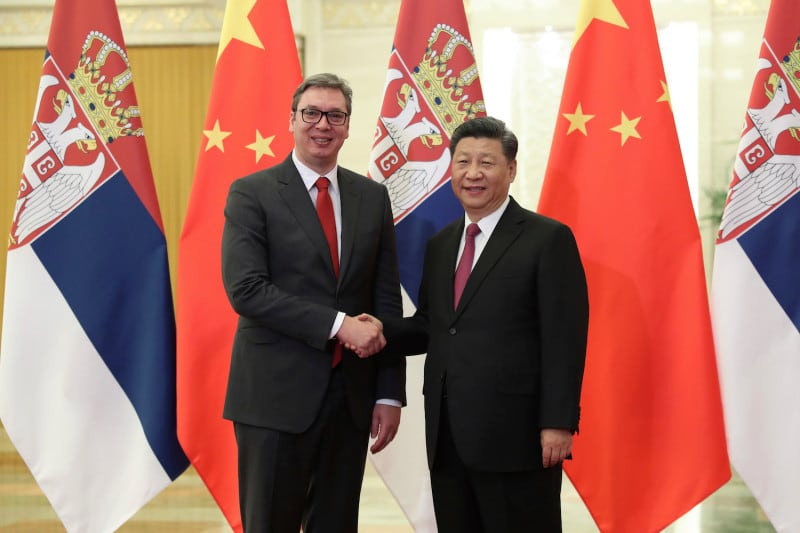 Cautionary tale for the Western Balkans: China and Czech Republic
