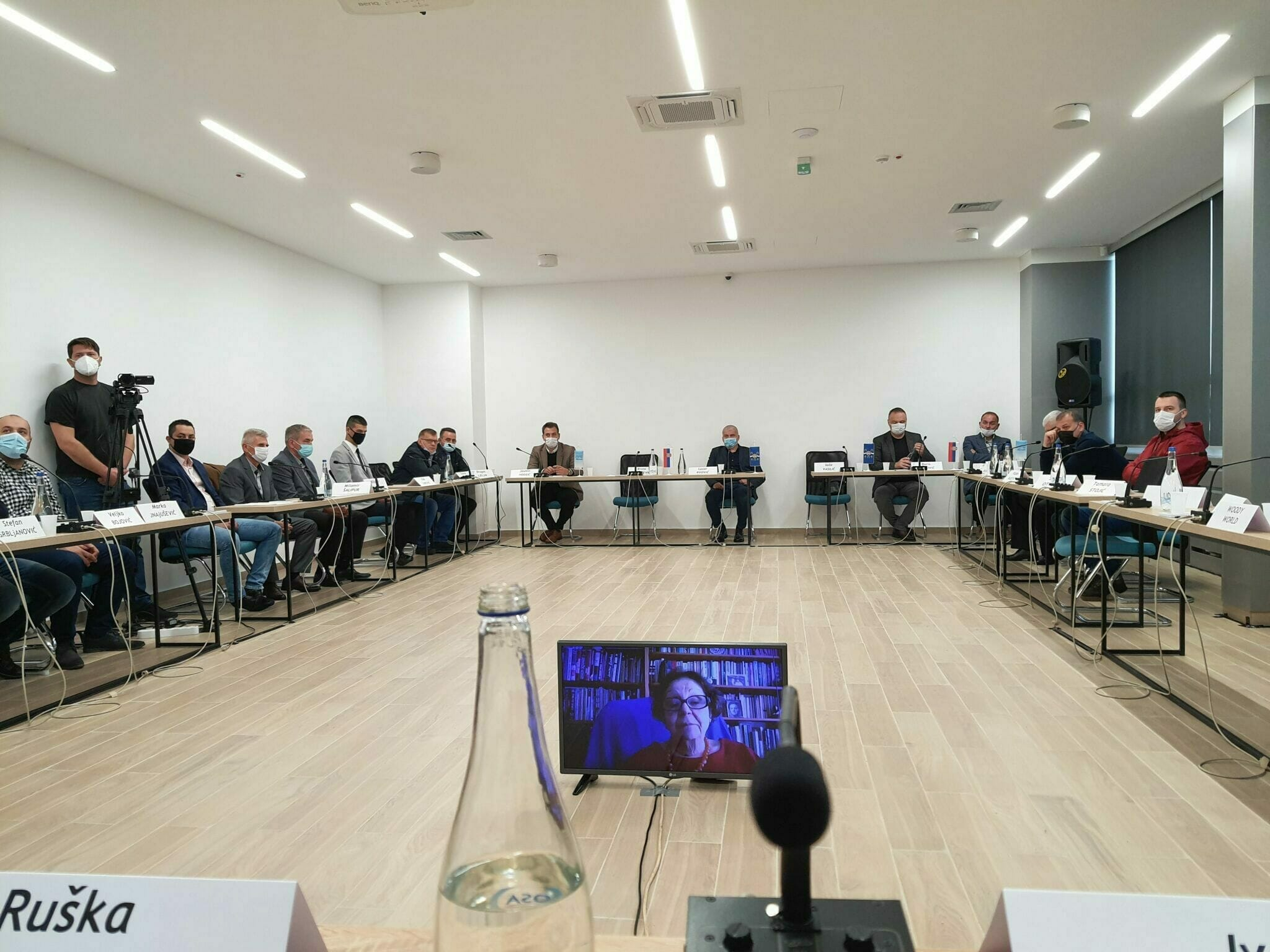 We discussed in Priboj how to best develop Serbia by using a bottom-up approach