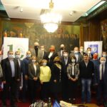 The Green Parliamentary Group was formed in the new convocation