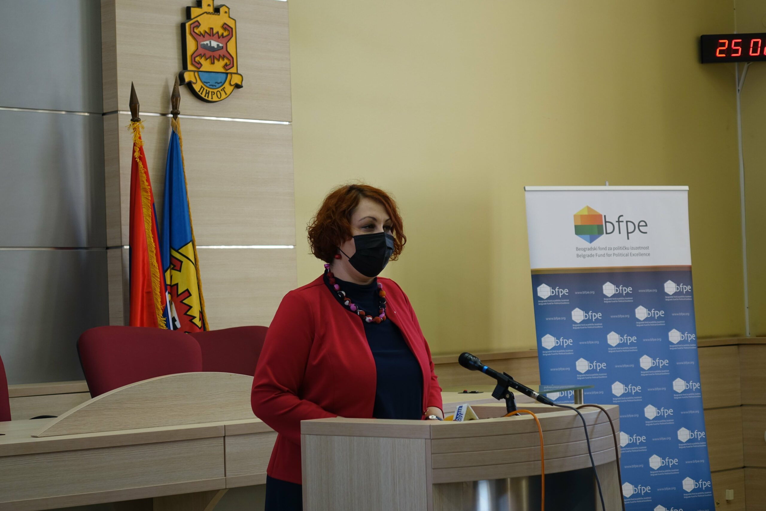 Pirot – an example of good practice in the fight against domestic violence