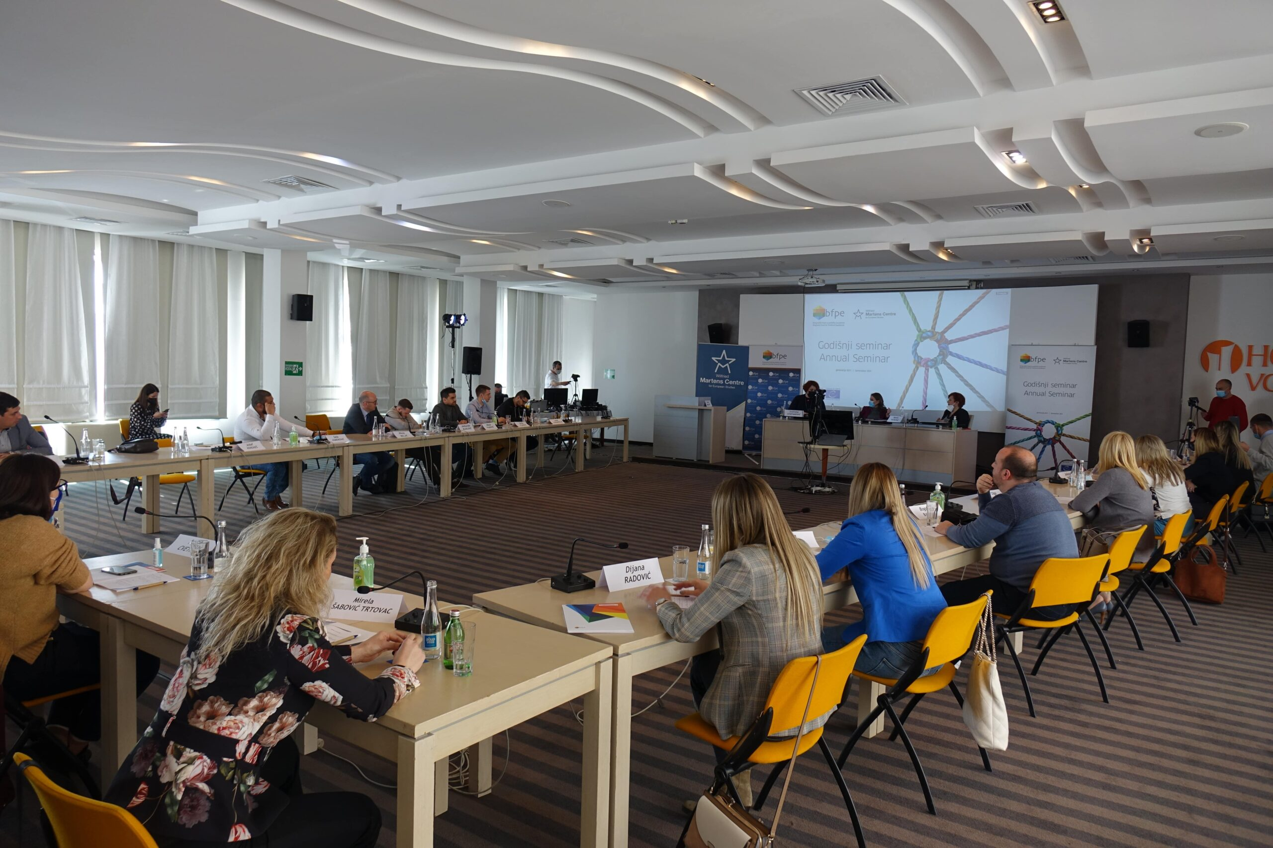 Social and Economic Challenges in Times of Crisis – first event of the 2021 Annual seminar