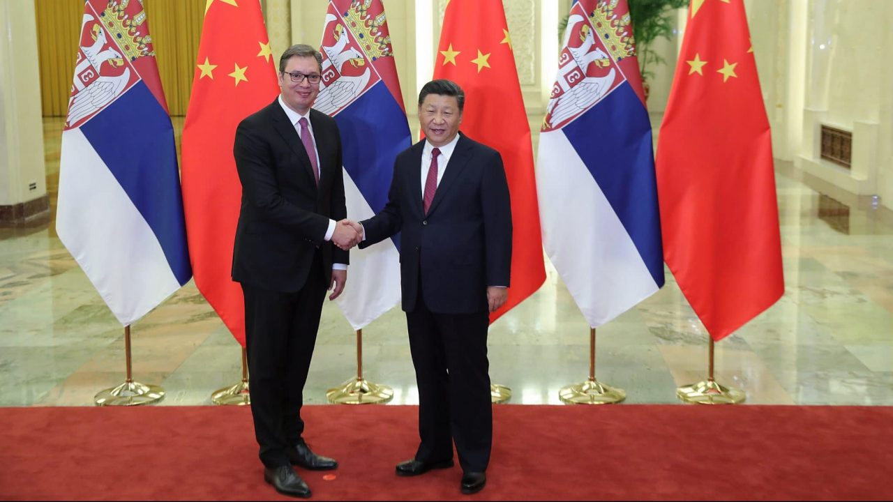 Big Brother: Serbia's Media Are Creating Nation of China Lovers