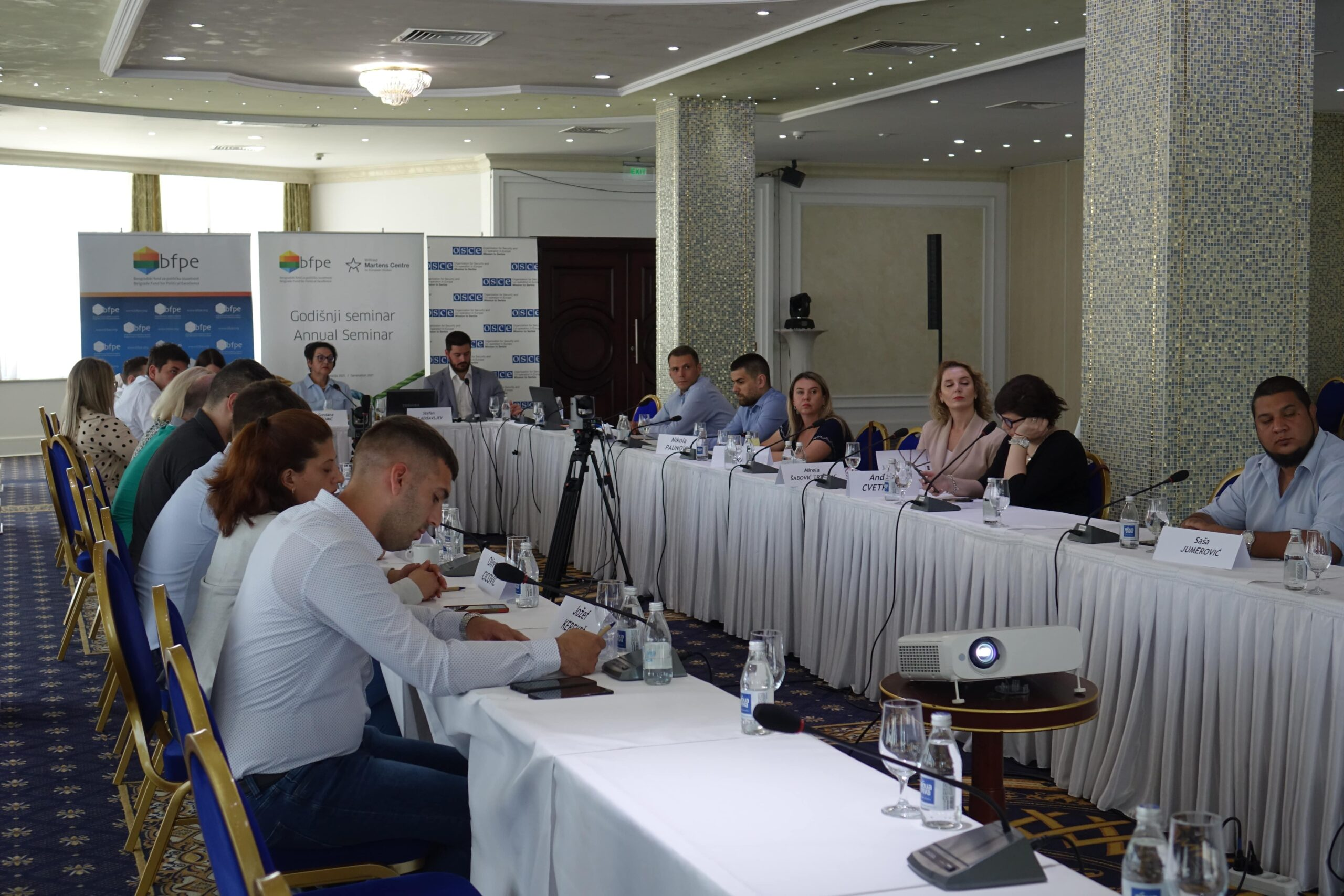 A new age of political governance – the second event of the Annual Seminar 2021.