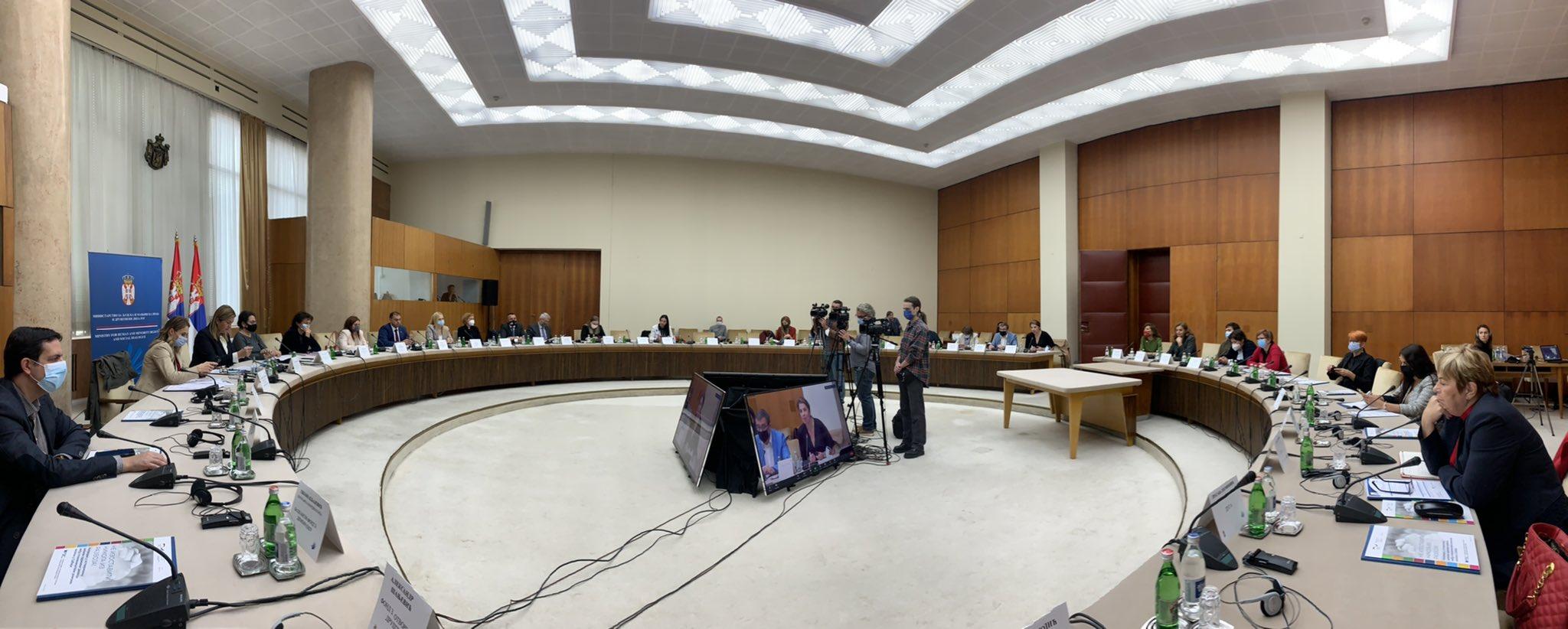 Roma economic empowerment in relation to SDGs in Serbia